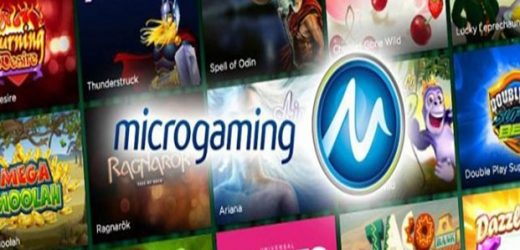 Play Microgaming Slot Games for Real Money