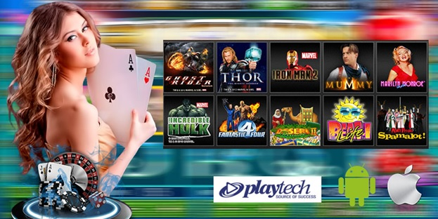 Playtech Trusted Malaysian Slots Providers