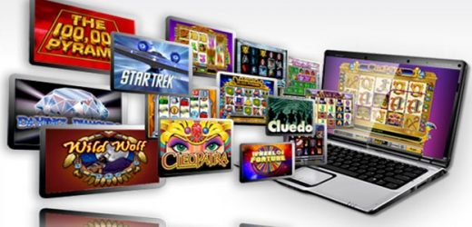 Play Slots Online with Online Casino Providers