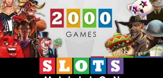 Everything You Should To Know About Slot Games