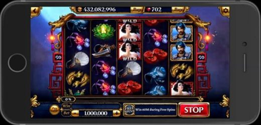 Ameba Slot Games for Android Phones