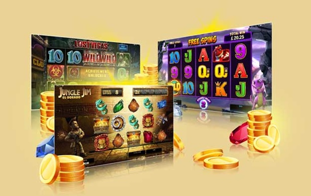 The Advantages of Online Slots Games