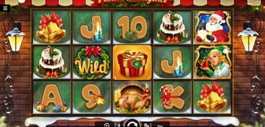 Microgaming: Play Festive Indulgence Slot