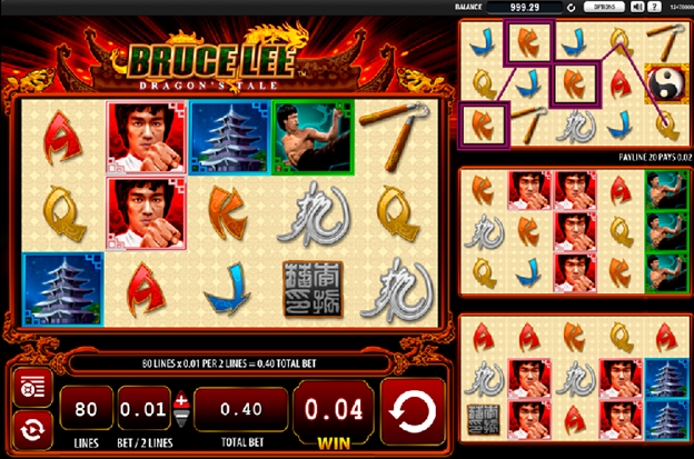 Casino News: Bruce Lee Slot Machine