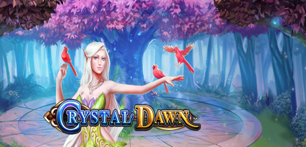 Microgaming Launches Crystal Dawn Slot Game