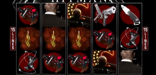 Hitman Microgaming Slot Machine Has a Classic Design