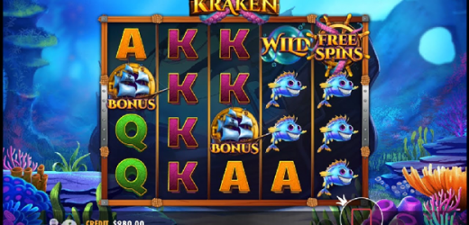 Play and Win Release the Kraken Slot Machine at Pragmatic Play
