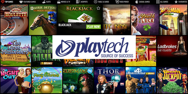 The Most Reputable Slots Software Providers