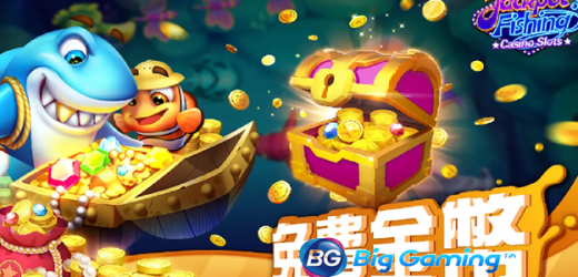 Play Online Slots at BG Casino