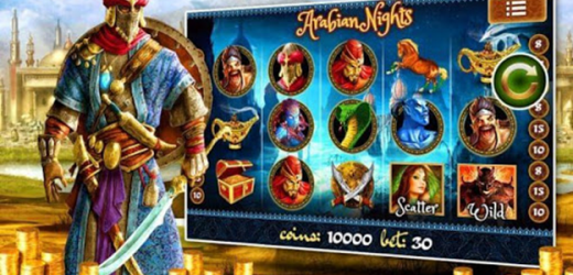Singaporean Players Always Play Arabian Nights Jackpot