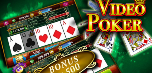 Play Video Poker Game for Real Money
