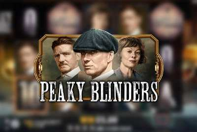 Pragmatic Play Relaunches New Exclusive Peaky Blinders Slot Machine