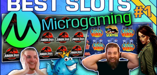 Microgaming Online Slots and Table Games