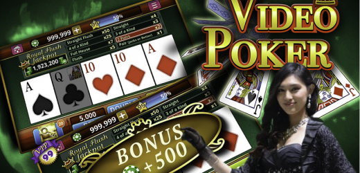 Top 3 Video Poker Tips You Should Know