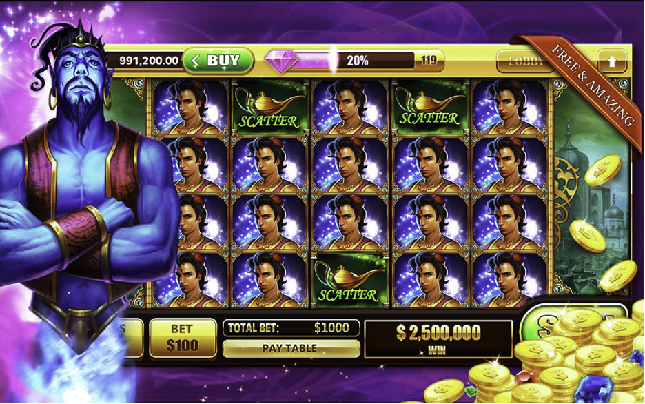 Play Playtech Slots on Your Mobile