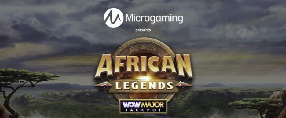 Play African Legends Microgaming Slot Online