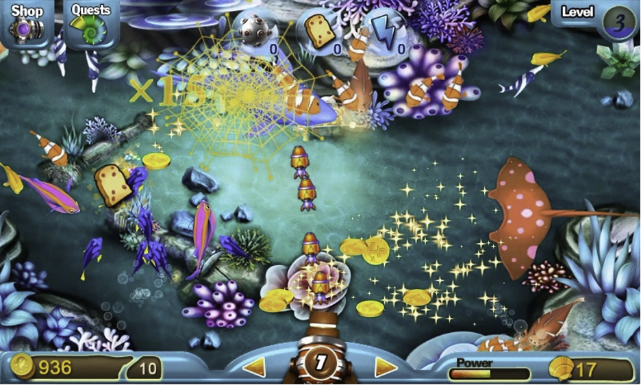 Fishing Games for Real Money